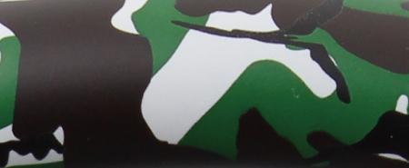 グリーン迷彩