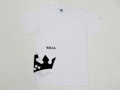 Tシャツ [ホワイト/Lサイズ]