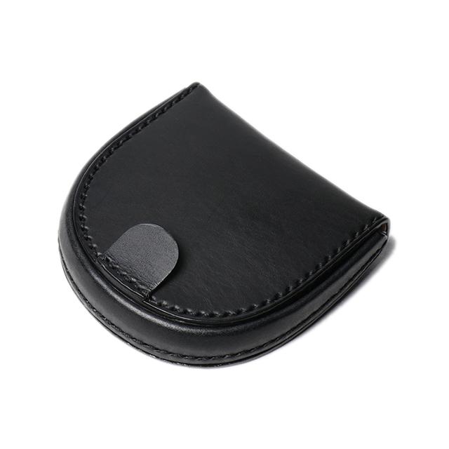 馬蹄型コインケース [ブラック]