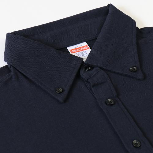 ポロシャツVer.2 [ネイビー/XLサイズ]