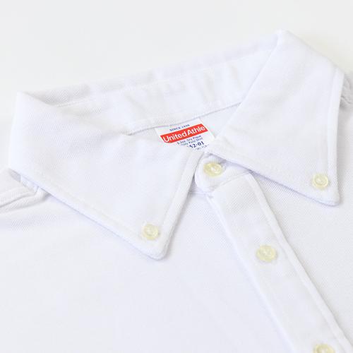 ポロシャツVer.2 [ホワイト/Lサイズ]