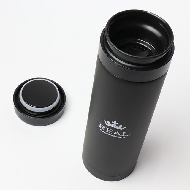 ウォーターボトル ブラック