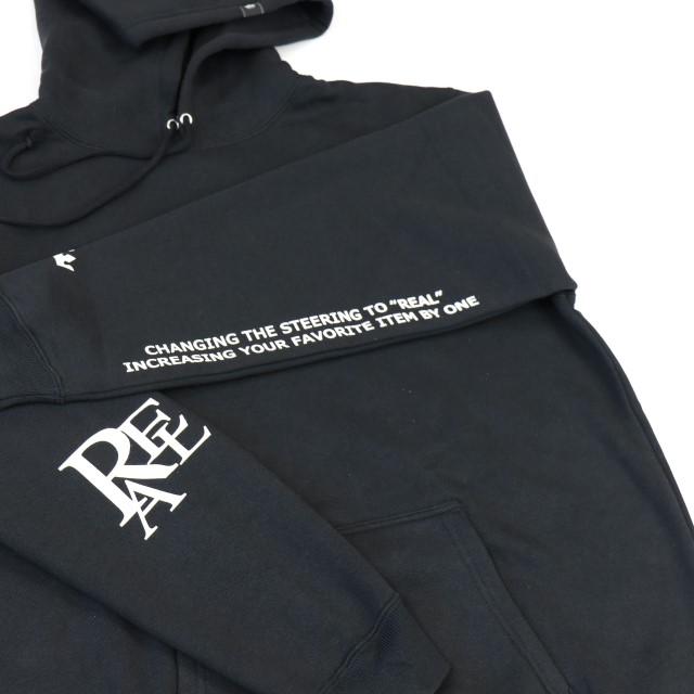 パーカー [ブラック/XLサイズ]